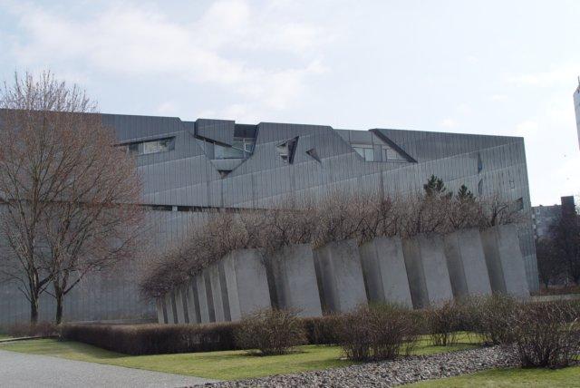 joods museum, (west) berlijn,